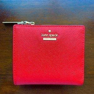 Kate Soade Cameron Street Adalyn Leather Wallet